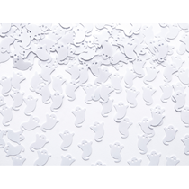 Halloween White Ghost Confetti 15g