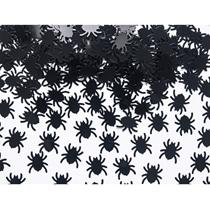 Halloween Black Spider Confetti 15g