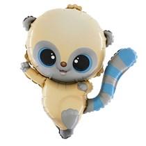 """YooHoo Jumbo 31"""" Foil Balloon"""