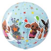 "Bing See Through 15"" Globe Balloon"