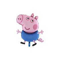"George Pig 14"" Mini Shape Foil Balloon"