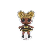 """LOL Surprise Queen Bee 14"""" Mini Foil Balloon (air fill)"""