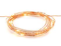 Decorative LED Lights Copper Wire 1.9M