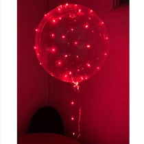 Red LED 5M Balloon Lights