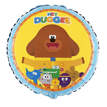 Hey Duggee 18 inch foil balloon party decoration