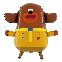 Hey Duggee giant large foil balloon party decoration