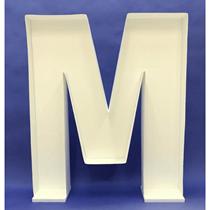 Balloon Frame Letter M