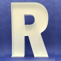 Balloon Frame Letter R