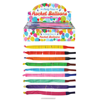 Rocket Balloons Pack of 72 Party Favours