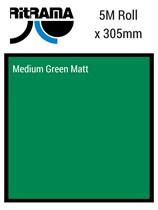 Ritrama Green Matt Vinyl 305mm x 5M