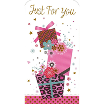 Just for You Money Wallet 12pk
