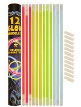 Party Glow Sticks Bracelets in Tube 12pk