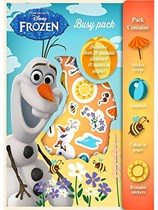 Frozen Olaf Busy Pack