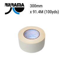 Ritrama P100 Low Tack Application Tape 300mm