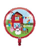 "Farmhouse Fun 18"" Foil Balloon"