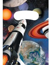 Space Blast Party Bags 8pk
