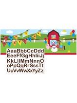 Farmhouse Fun Giant Customisable Banner