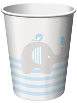 Little Peanut Baby Boy Paper Cups 8pk