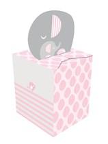 Little Peanut Baby Girl Favour Boxes 8pk
