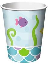 Mermaid Friends Paper Cups 8pk