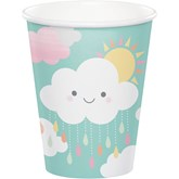 Sunshine Baby Showers 9oz Paper Cups 8pk