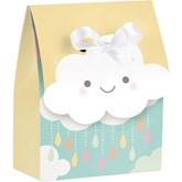 Sunshine Baby Showers Favour Bag & Ribbon 12pk
