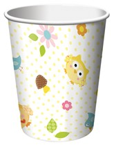 Happy Tree Paper Cups 8pk