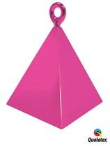Magenta Pyramid Balloon Weight 150g