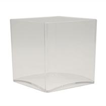 Clear Acrylic Cube 12cm