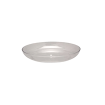 Medium Clear Acrylic Dish Balloon Base