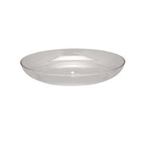Large Clear Acrylic Dish Balloon Base