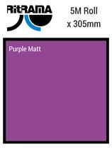 Ritrama Purple Violet Matt Vinyl 305mm x 5M