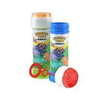 Dinosaur Party Bubble Tub With Wand
