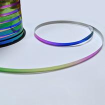 Eleganza Rainbow Curling Ribbon 230M