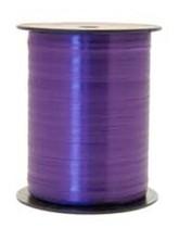 Purple Balloon Ribbon 500m