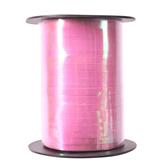 Iridescent Pink Curling Ribbon 250M