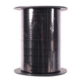 Shiny Black Curling Ribbon 250M