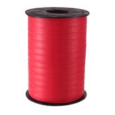 Matt Red Curling Ribbon 183M
