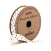 Polka Dot Ribbon 5m