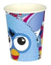 Furby Paper Cups - 8pk