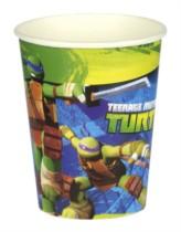 Teenage Mutant Ninja Turtles Paper Cups - 8pk