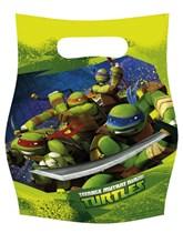 Teenage Mutant Ninja Turtles Party Bags - 6pk