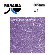 Gemstones Amethyst Vinyl 305mm x 1M