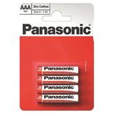 Panasonic AAA Batteries 4pk