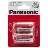 Panasonic C Batteries 2pk