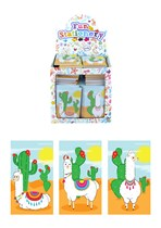 Llama Notebooks Party Bag Fillers - Box of 168
