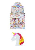 Unicorn 6cm Erasers Party Bag Fillers Box of 160