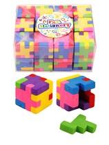 Eraser Cube Party Bag Fillers 24pk