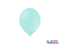"PartyDeco Pastel Light Mint 5"" (12cm) Latex Balloons 100pk"