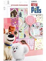 Secret Life of Pets Sticker Paradise